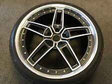 "AC Schnitzer Type VIII Racing 21"" Alloy Wheel With ContiSportContct 5P"