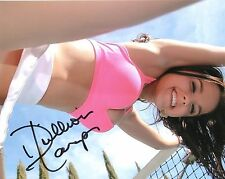 Dillion Harper Sexy Tennis Player Look Adult Model Signed 8x10 Photo COA Proof