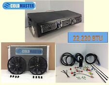A/C KIT UNIVERSAL UNDER DASH EVAPORATOR 450 HD AIR CONDITIONER # NO COMPRESSOR #