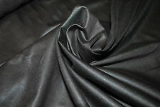 """Silk Cotton Woven Fabric shiny Luxurious Look & feel from India 52"""" Coffee Bean"""
