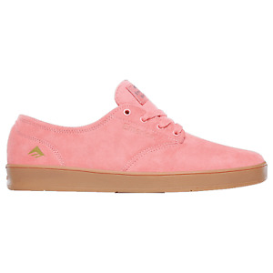 Emerica Skateboard Shoes The Romero Laced Pink Mens