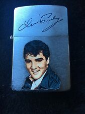 RARE ELVIS PRESLEY ZIPPO LIGHTER 1987 New never used