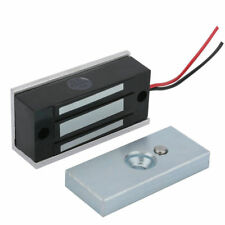 Electric Magnetic Lock 60KG 135lbs for Door Entry Access Security System 12V