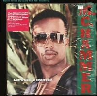 VINYL LP M.C. Hammer - Let's Get It Started Capitol 1st PR shrinkwrap hype NM