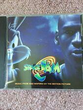 Space Jam Music CD