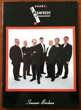 More details for the manfreds (manfred mann) 1998 tour programme + 2x inserts