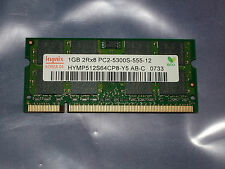 1GB Hynix Memory PC2-5300S  DDR2  HYMP512S64CP8-Y5 for laptop