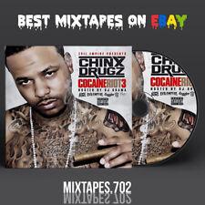 Chinx Drugz - Cocaine Riot 3 Mixtape (Full Artwork CD/FrontBack Cover)