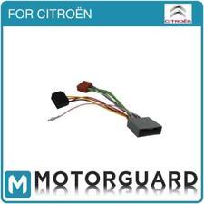 Hi-Fi, GPS y tecnología Connects2 para coches Citroën