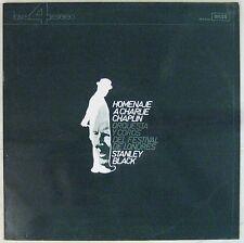 Stanley Black 33 tours Hommage à Chalie Chaplin 1977 Phase 4 Stéréo