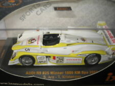 IXO 1:43 AUDI R8 #25 WINNER OF 1000km  SPA 2003   GTM017    GREAT MODEL CAR