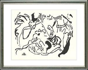 Wassily Kandinsky (1866-1944), Jüngster Tag, 1912/1974