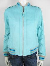 Jacky Luxury Leder Coat Jacke Jacket Bomber Neu L
