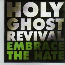 (CV586) Holy Ghost Revival, Embrace the Hate - 2008 DJ CD