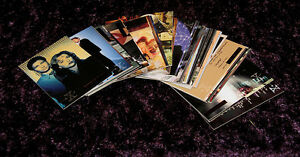 X-FILES Season #1 (90-Card) Parallel The Truth Is Out There Set - My Last One!