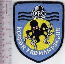 SCUBA Diving Denmark Diving Club Korsoer Froemandsklub Dykkerklub Danmark