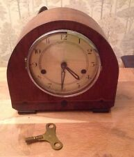 Vintage Other Wooden Antique Clocks with Chimes