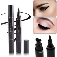 Winged Eyeliner Stamp Waterproof Makeup Women Eye Liner Pencil Black Liquid Hot