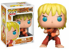 Street Fighter Ken Special Attack Limited Edition Pop! Vinyl Figure #193