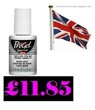 Supernail ProGel 100% BASE COAT GEL Smalto - 14ml UK RIVENDITORE