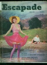 1956 (June) Escapade magazine [for adults only] Vol. 1, #9