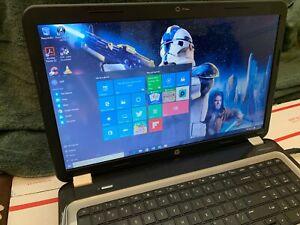 "HP G7-1257dx   17.3""(750GB ,i3-2330M, 2.20GHz,4GB,HDMI) Win7 & Win10  OFFICE2016"