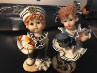 Sailor Figurines