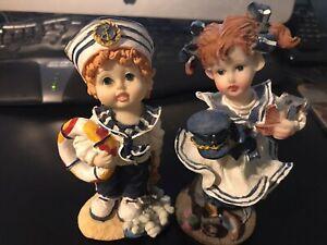 Sailor Figurines