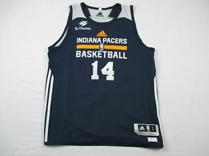 Indiana Pacers adidas Practice Jersey Men's NEW Multiple Sizes