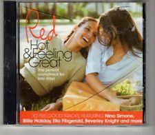 (HO622) Red, Hot & Feeling Great, 10 tracks various artists - 2002 CD