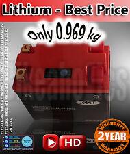 LITHIUM - Best Price - Suzuki GSX 1300 Hayabusa - Li-ion Battery save 2kg