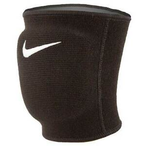 Nike Essential Graphic Knee Pads Volleyball Sports Protective NEW Set of 2