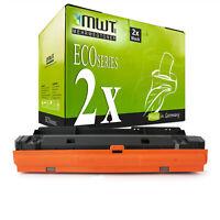2x ECO Toner für Samsung SL-M-2625-F SL-M-2876 SL-M-2620-ND SL-M-2675-FN