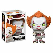 Funko Pop It Pennywise   #472 Vinyl Action Figure Collectible