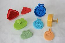 Angry Birds Pastry & Sugarcraft Eyector Moldes Cortadores, Conjunto de 4, Fondant