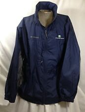 Columbia Jacobs Vehicle Systems Jacket Jake Brake Windbreaker Engine Corporate