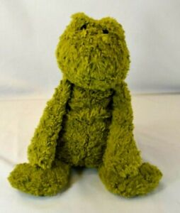 "15"" Jellycat Green Frog Plush"
