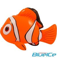 Inflatable NEMO FISH Children Blow Up Toys Hen Stag Party Fancy Dress Kids Play