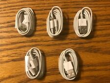 5X Lightning Charger Cable for Apple iPhone, 8-Pin to USB, FREE SHIPPING!
