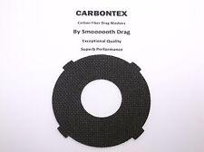 SHIMANO REEL PART Beastmaster 20/30 - (1) Smooth Drag Carbontex Washers #SDS14