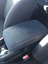 OEM FACTORY RED STITCH NISMO ARMREST FOR NISSAN JUKE 2011-2016 - CLOTH MATERIAL