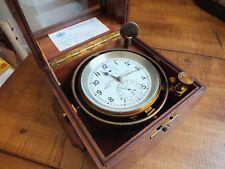 German Chronometerwerke Wempe Marine Chronometer