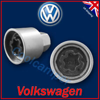 Volkswagen Security Master Locking Wheel Nut Key 531 M 17mm VW Golf Passat T4