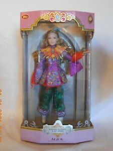 Disney Alice Through The Looking Glass ALICE Global LE 4000 Collector Doll NRFB