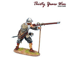 TYW014 Spanish Tercio Musketeer Ready to Fire by First Legion