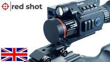 Pard Deluxe Rubber Lens Cap for Nv008 008 Lrf Nv008P Scope - Cover - Uk Seller