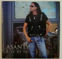 ASANTY : E TE NE VAI / ROSY ♦ CD SINGLE PROMO ♦