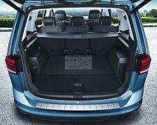Original VW Caddy 4 Ladekantenschutz hinten Ladefläche Schutzleiste schwarz OEM