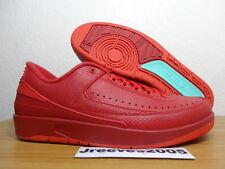 Jordan Retro 2 Low GYM RED Sz 11 100% Authentic 2016 II 832819 606