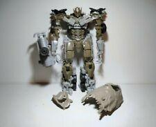 Hasbro Transformers DOTM Voyager Mechtech MEGATRON Figure Complete w Cloak & Gun